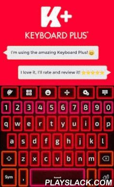 Glow Red Keyboard  Android App - playslack.com , How to install a Keyboard Plus theme? Just follow these easy steps:1. Download Glow Red Keyboard from Google Play Store2. Open the Glow Red Keyboard3. Apply the theme by pressing the - Activate - button from the Keyboard Plus Theme ManagerIf you want to change your font size just go to the Quick Settings Tab and choose from one of the 3 available sizes: small, medium or large.This Keyboard Plus theme uses a free Google Font available here…