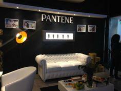Eventos corporativos para marcas – PANTENE – Mala – Arq. Andrea Gobbi