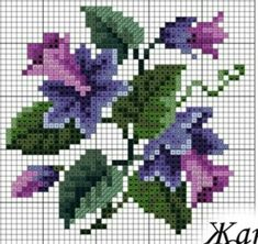 36 Ideas embroidery patterns cross stitch flowers punto croce for 2020 Folk Embroidery, Hand Embroidery Patterns, Cross Stitch Embroidery, Counted Cross Stitch Patterns, Cross Stitch Charts, Cross Stitch Designs, Cross Stitch Rose, Cross Stitch Flowers, Art 33