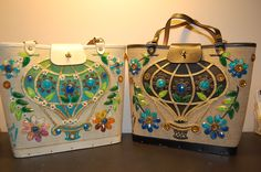 Enid Collins, 2 up, up and away bags