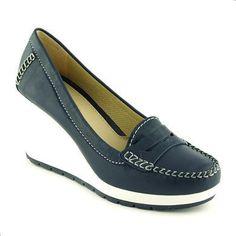 Geox Pantofi Geox bleumarin din piele naturala fina cu platforma - http://outlet-mall.net/outlet/magazine-outlet/geox-pantofi-geox-bleumarin-din-piele-naturala-fina-cu-platforma/