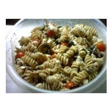 Greek-inspired Pasta Salad