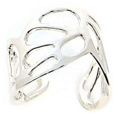 Chunky Winged Cuffs - Susan Suh Jewelry is Inspired by Stunning Butterfly Wings