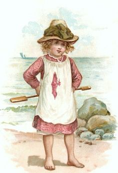 seaside vintage | Vintage Seaside { Souvenirs of the Sea } / vintage seaside