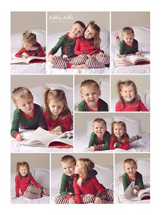 I was able to shoot these Christmas pictures when it was too dark outside to have natural light, thanks to learning studio lighting with Lisa and The Milky Way. Makes life so much easier without worrying about the weather and grey winter skies! ~ Ashley Noble Photography {Illuminate: studio lighting for beginners} See more of her work at http://www.ashleynoblephotography.com/ and www.facebook.com/AshleyNoblePhotography