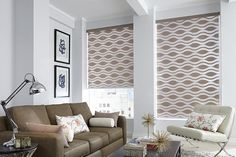Want to make a statement? These transitional shades made by Lafayette are perfect!