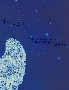 True Love- Coldplay