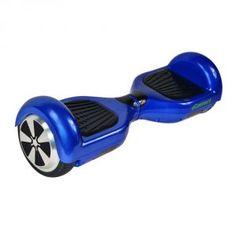 X-6 azul Smart Balance, Mini, Car, Speakers, Blue, Automobile, Cars