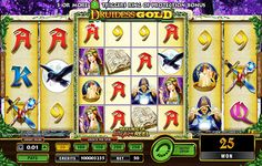 BE DIFFERENT AND PLAY A TOTALLY DIFFENT KIND A SLOT MACHINE THAT GIVES YOU SO MUCH MORE!