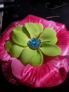 Flower Hairband by The QueenB Signature Jewelry Collection