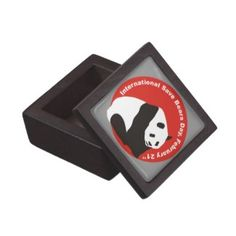 International Save Bears Day PANDA Premium Gift Box