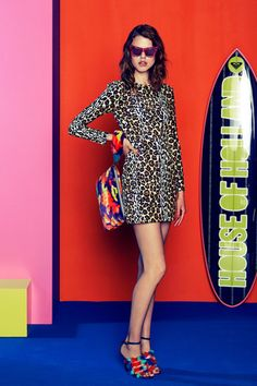House of Holland Resort 2015 Collection Slideshow on Style.com