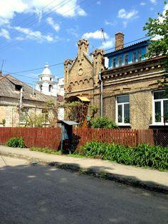 Mansion at Dragomanova Str.