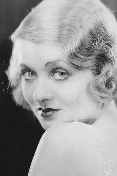 gingerrogerss:  Constance Bennett by Edwin Bower Hesser, 1920s