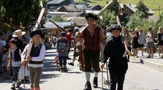 Retour aux traditions à la fête du village