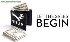 Названы сроки большой летней распродажи Steam - Другое - Игры, мультимедиа, IT и интернет - Каталог статей - Game-Empire.pro