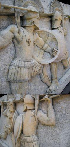 ancient greek artifacts | Greek Sculptures Ancient Roman Statues Famous Large Pictures