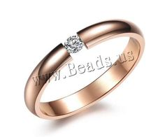 Titanium Steel #Finger #Ring,  #jewelry  http://www.beads.us/product/Titanium-Steel-Finger-Ring_p117477.html?Utm_rid=219754