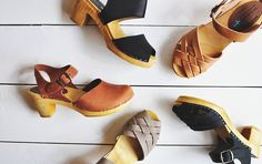 I'm so excited to now offer clogs in the shop! I've been wearing Moheda clogs for the past year and...