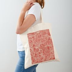 """""""Tringa XIII"""" Tote Bag by BlertaDK 