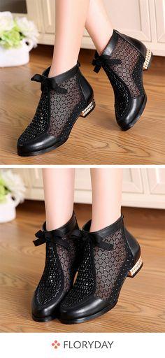 6cf819b48f37c4 J'adore ces chaussures. Elles sont si mignonnes ! Chaussures À Talons Bas,