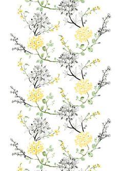 Vallila Interior Neea yellow