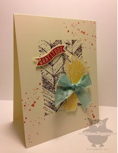 Gratitude - Truly Grateful   Stampin' Up!
