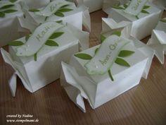 Goodie Stampin Up Give Away Verpackung Knallbonbon