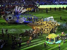 2012 paralympics games, closing ceremony.