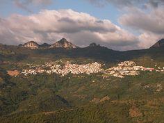 Panorama di Jerzu (foto Comune di Jerzu)