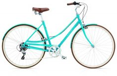 Electra Premium Retro Bike Loft 7D Ladies (52cm) Teal