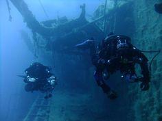 I'm left diver