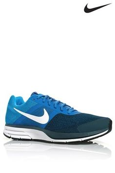 Nike Blue Air Pegasus