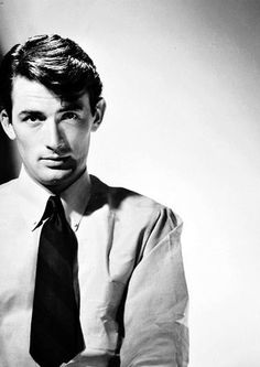 Gregory Peck. Excuse me while I swoon.