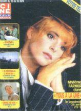 Ciné Télé Revue - 20 avril 1991