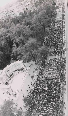 October 2, 1968 – A peaceful student demonstration in Mexico City culminates in the Tlatelolco massacre