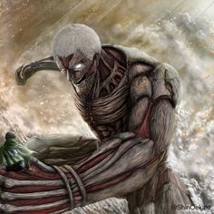 Titan Armor, Attack On Titan Art, Sketches, Manga, Fictional Characters, Anime Stuff, Depression, Geek, Wallpaper