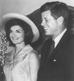 "Jacqueline Kennedy Onassis (née Jacqueline Lee ""Jackie"" Bouvier;  July 28, 1929 – May 19, 1994) was the wife of the 35th President of the United States, John F. Kennedy, and First Lady of the United States during his presidency from 1961 until his assassination in 1963(((.John Fitzgerald Kennedy (May 29, 1917 – November 22, 1963), commonly known as ""Jack"" or by his initials JFK, was the 35th President of the United States, serving from January 1961 until he was assassinated in November…"