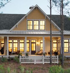 Southern Living House Plans Come to Life - MyHomeIdeas.com