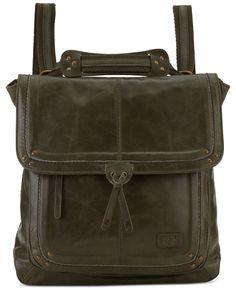 The Sak Ventura Leather Backpack - Handbags & Accessories - Macy's