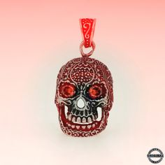 This friday the could be your lucky day - get your own Romanticist from hell Lucky Day, Friday The 13th, Jewerly, You Got This, Skull, Cool Stuff, Pendant, Accessories, Collection