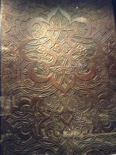 Location victoria Albert museum London  Arabesque panel  Egypt, probably Cairo  1470-1500