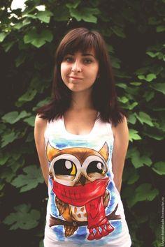 Как сделать рисунок на футболке красками по текстилю - Ярмарка Мастеров - ручная работа, handmade