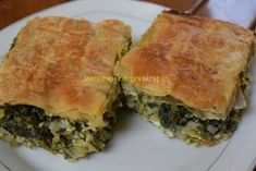 Vegetarian Recipes, Healthy Recipes, Greek Cooking, Healthy Comfort Food, Spanakopita, Greek Recipes, Other Recipes, Meals For One, Holiday Recipes