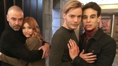You Need To See These 15 Behind-The-Scenes Moments From The Winter Finale