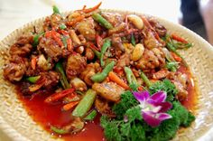 Hot and Spicy Chicken Recipe |Chinese Food Recipes 中餐食谱