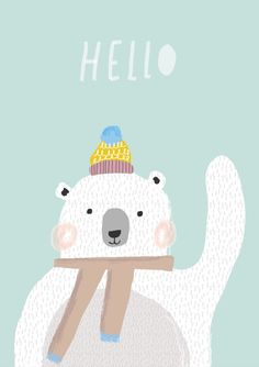 HELLO BEAR | Creative Safari