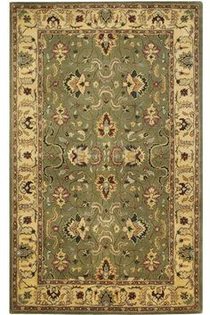 Rochelle I Area Rug - Wool Rugs - Traditional Rugs - Rugs | HomeDecorators.com