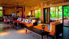 Residence Villas  in Residence Villa ,Sri Panwa,Luxury Pool Villa Hotel. Phuket,Thailand