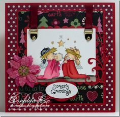 LOTV - Musical Christmas - http://www.liliofthevalley.co.uk/acatalog/Stamp_-_Musical_Christmas.html
